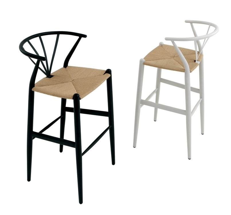 Delta bar stool scandinavian and danish design - Chaise design danois ...