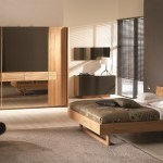 Contemporary oak bedroom furniture