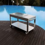 designer luxury barbecue grill
